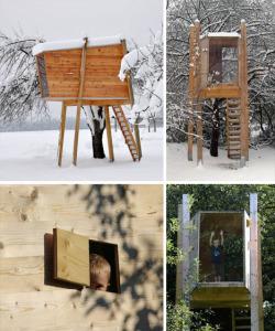 tree house plan for children