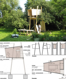tree house for children